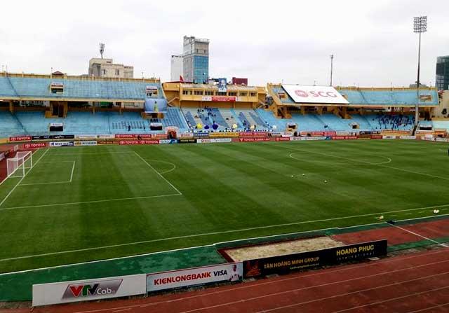 Sân vận động Hàng Đẫy