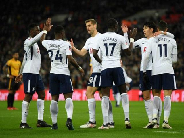 Lịch sử câu lạc bộ đội bóng đá Tottenham Hotspur