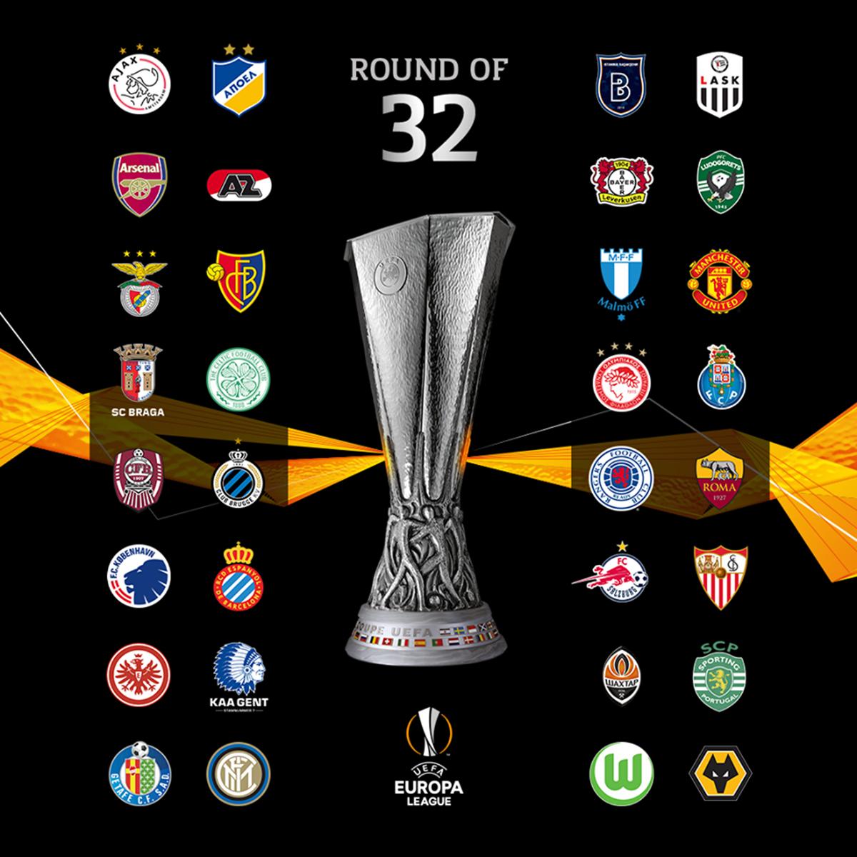 32 đội bóng sẽ bốc thăm để thi đấu